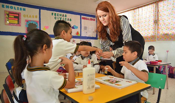 ICAM Colegio Alumnos Valores