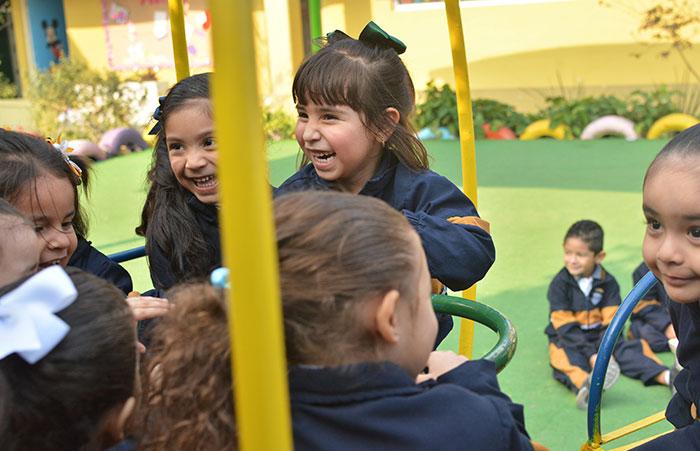 Colegio ICAM Preescolar Kinder Ninos
