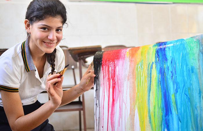 ICAM Colegio Arte Cultura Pintura